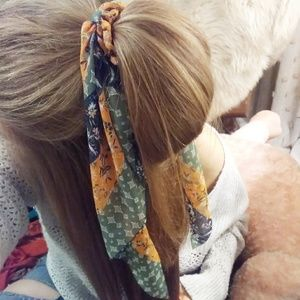 Anthropologie Set of Hair Ties